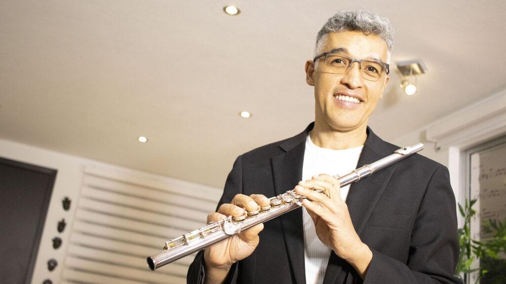 Flautista en Medellín - Chucho Sierra - Músicos Medellín