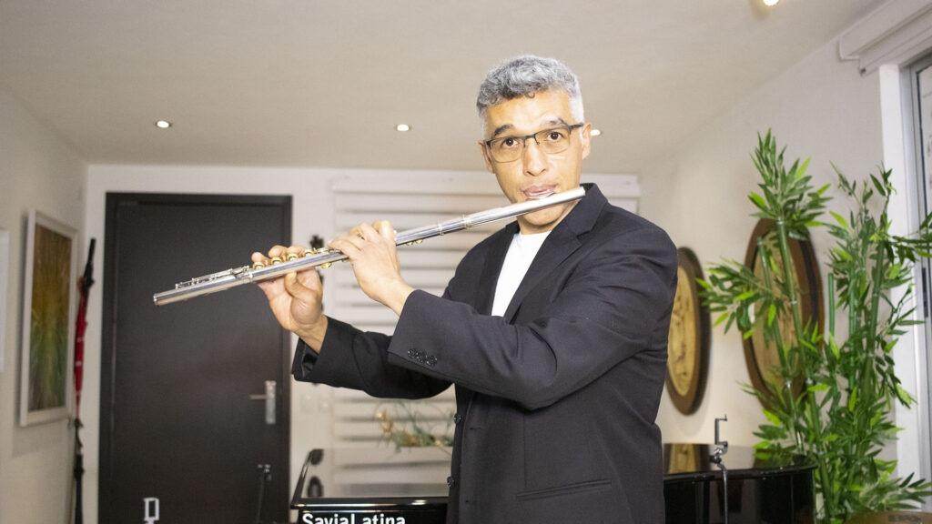 Flautista en Colombia - Chucho Sierra - Músicos Colombia